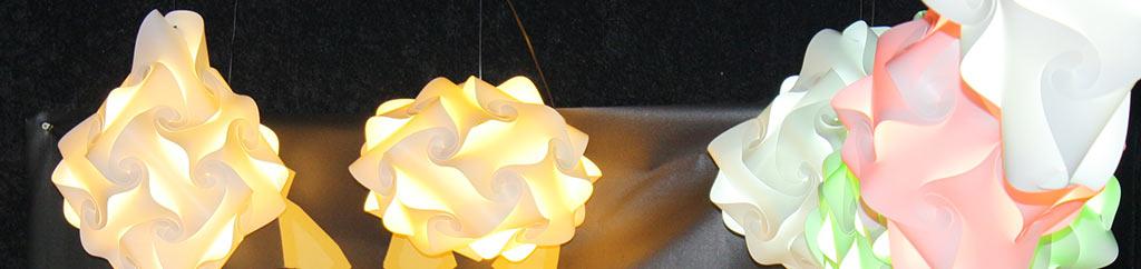 Steinhoff-Puzzlelampen
